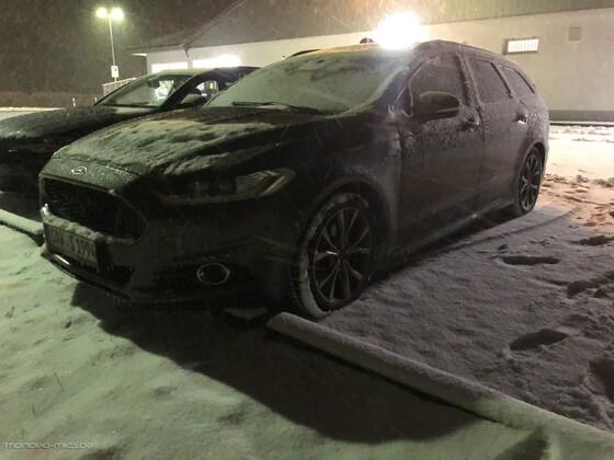 Endlich Schnee ❄️ ❄️🤩