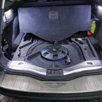 Sennupou Spare Wheel Type Subwoofer