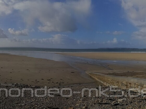 Telgruc sur Mer, Crozon, Frankreich