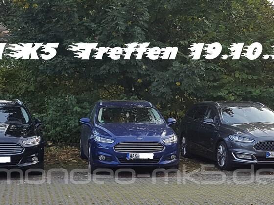MK5 Treffen am 19.10.2017 in Hildesheim