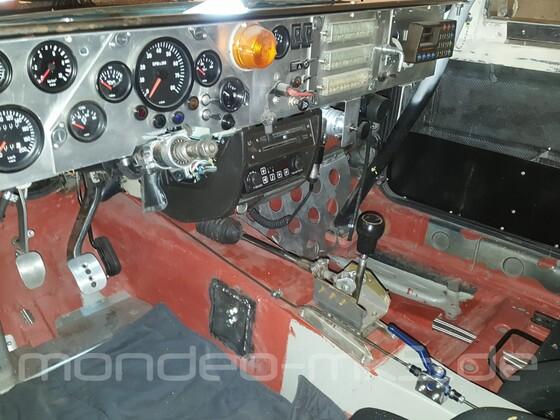 Cockpit Audi Quattro A2 Anno 1985