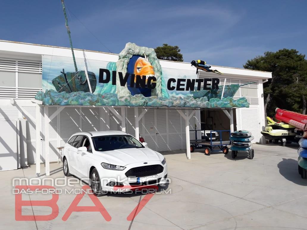 @ dive base in Croatia