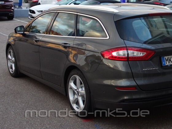 Mondeo Roll-Out September 2016