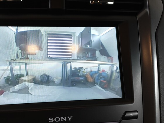 Neu grill+ Anpassung Front Kamera an neu Grill