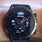 Watchface Ford Performance
