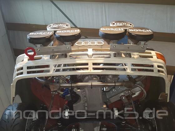 Unser Projekt geht den Ende zu - 1985 er Audi Quattro A2 (420HP) - Stapellauf 2018