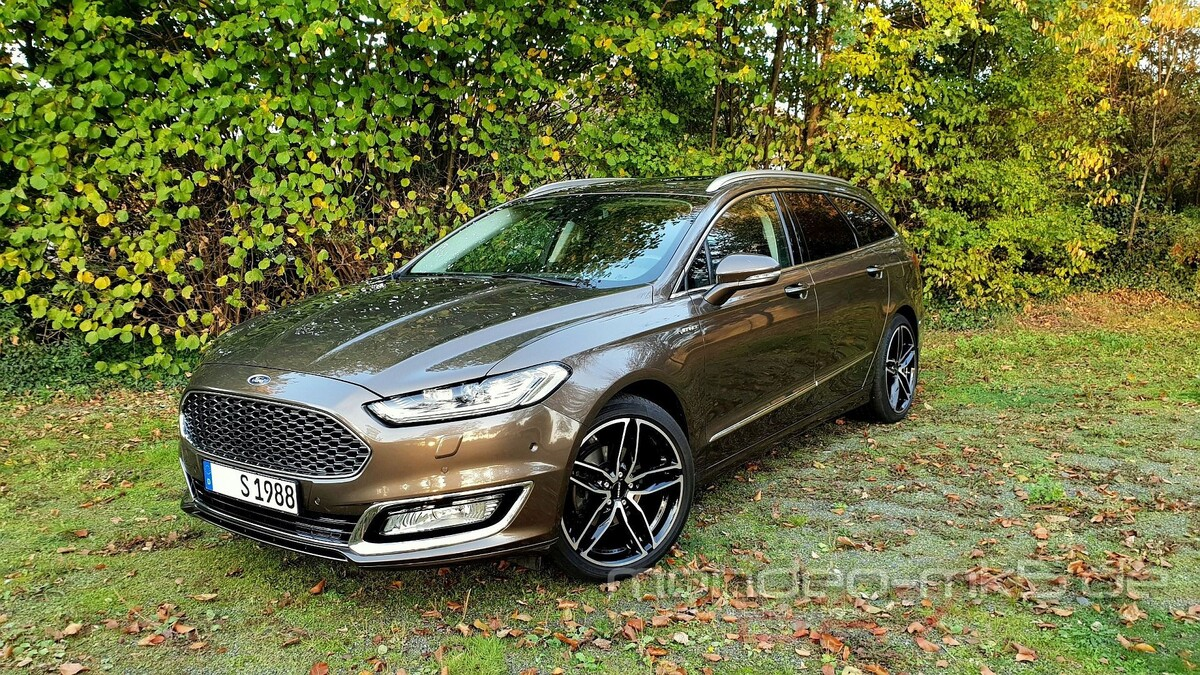 Ford Mondeo Turnier, Herbst 2018