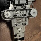Fotos vom Umbau manuelle Lenksäule auf elektrische Lenksäule mit memory