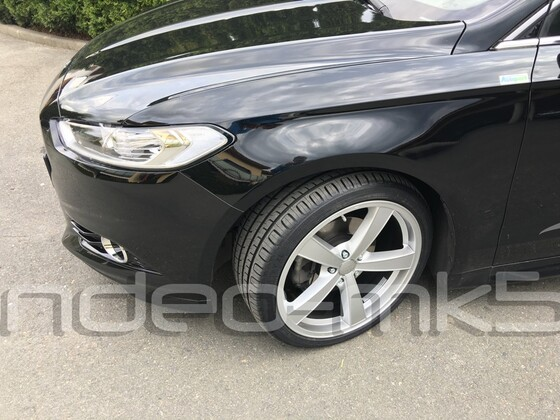 my Mondeo with Diewe Trina 8,5x19