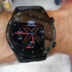 Nun passt auch die Uhr zum MK5 ;)