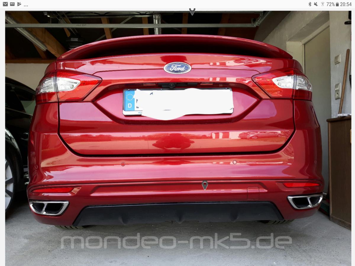 Mondeo Ruby Sport